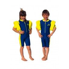SwimEEZY Unisex 2-in-1 Flotation Sunsuit